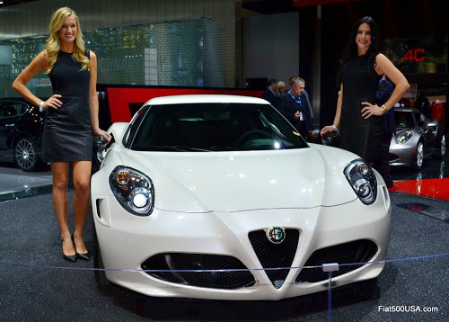 Alfa Romeo 4C Launch Edition U.S. Version